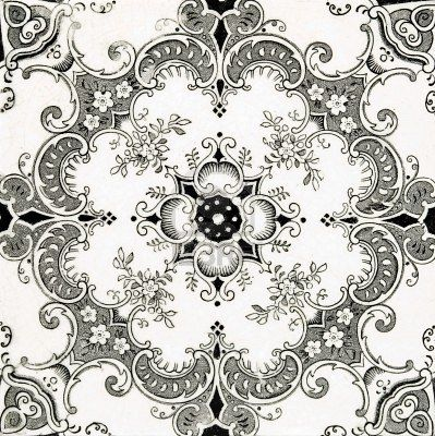 victorian era tiles facts: porcelain flooring, colours