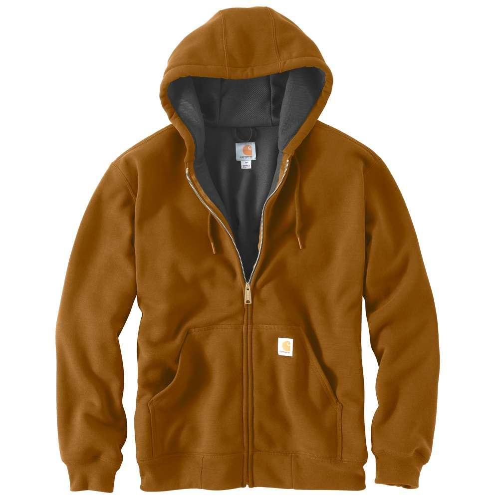 Brown Sweatshirts Choosmeinstyle Hooded Sweatshirt Men Carhartt Mens Brown Sweatshirt [ 1000 x 1000 Pixel ]