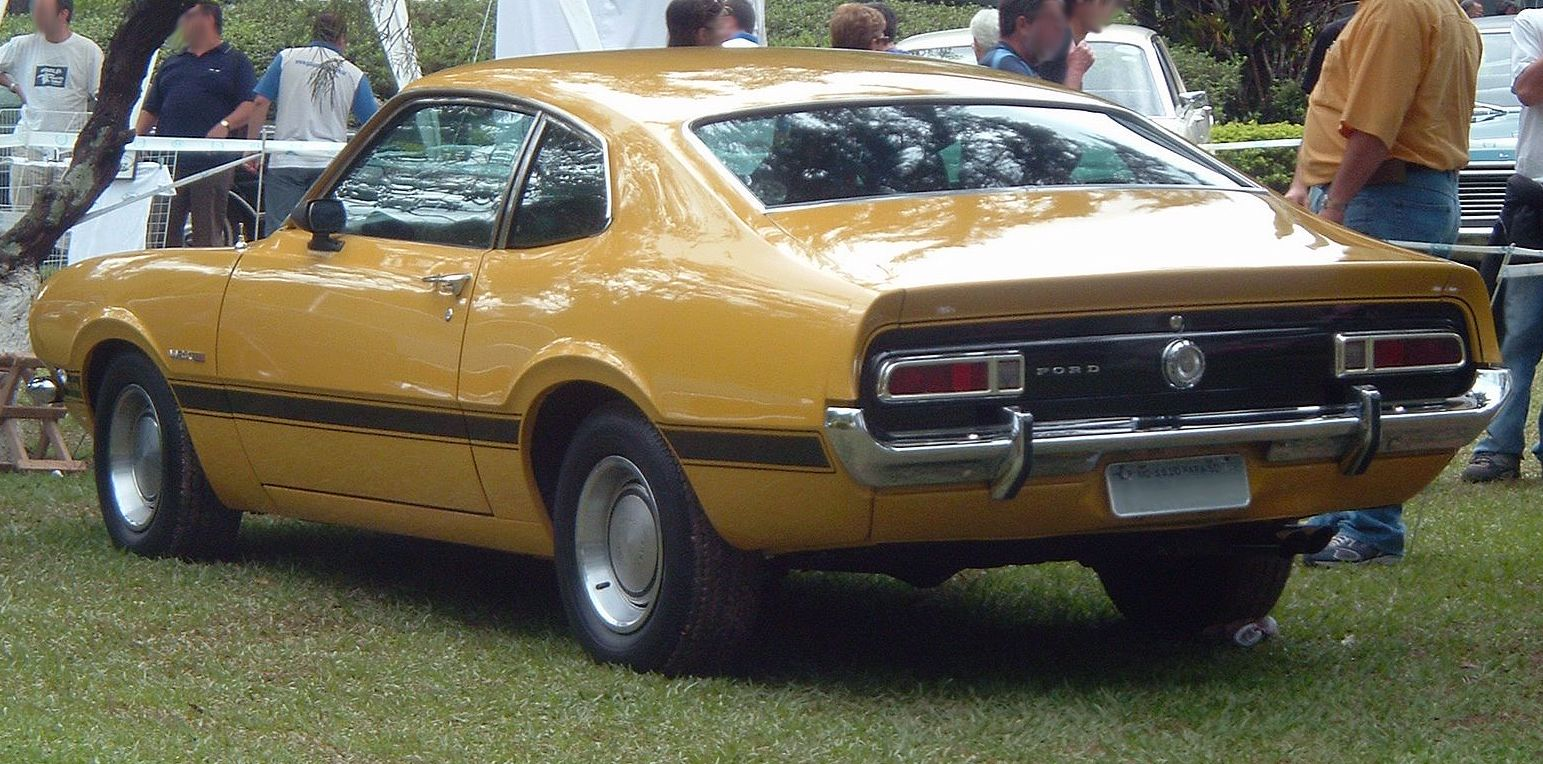 торпеда ford maverick