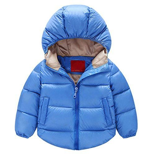809df8a0a Taiycyxgan Baby Boys Girls Winter Puffer Coat Kids Thicken Down ...