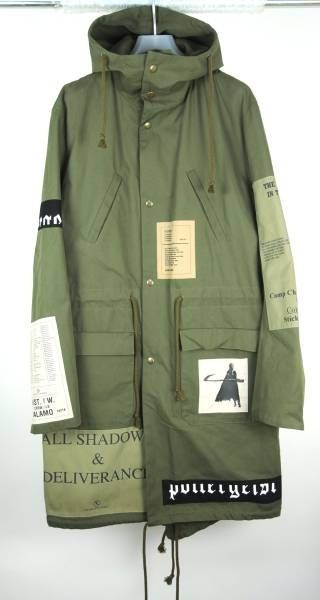 best loved d1afd 40fc9 Raf Simons   AW 2003-04   Closer