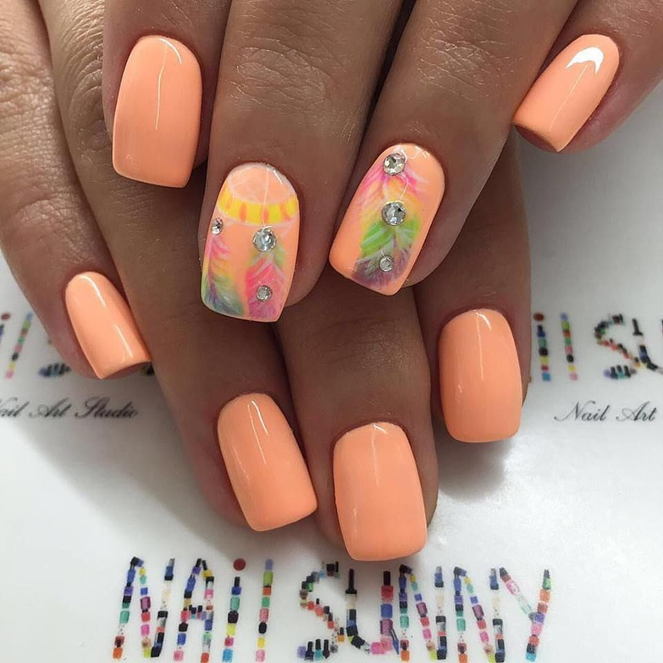 Nail Art #2361 - Best Nail Art Designs Gallery | Pinterest | Plain ...