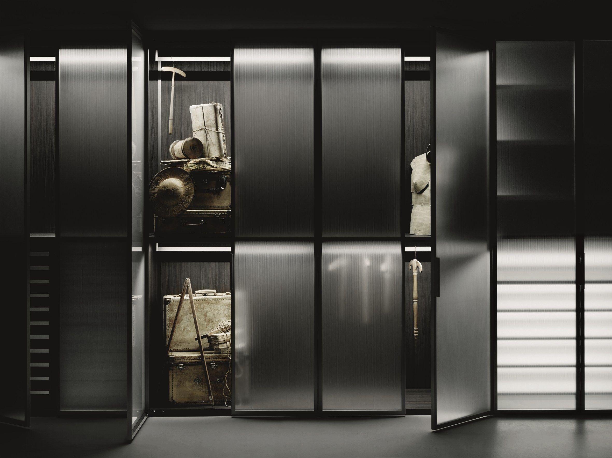 Armadio, cabina armadio e boiserie ANTIBES by Boffi design ...
