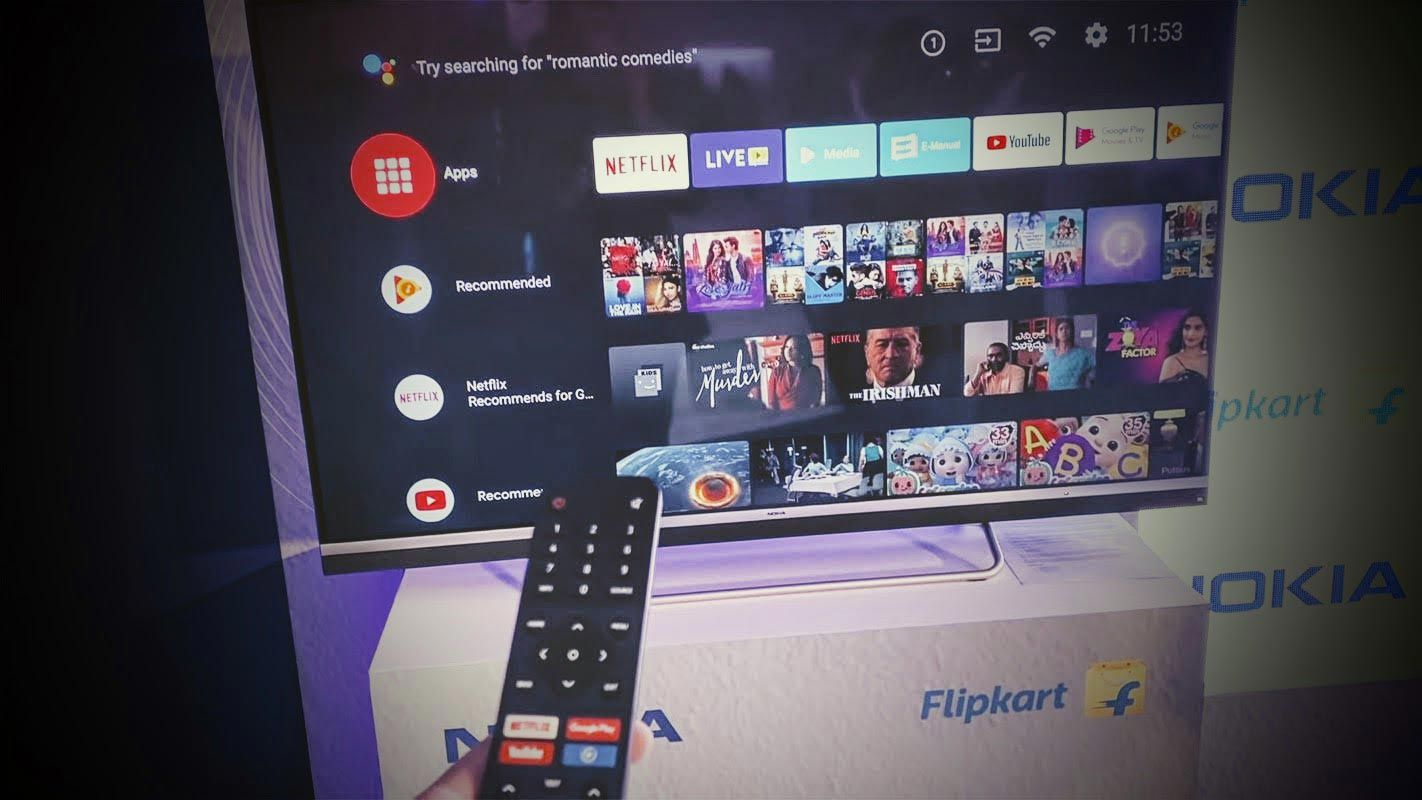 Nokia Smart TV vs. Mi TV 55 Inch Which is suitable for you