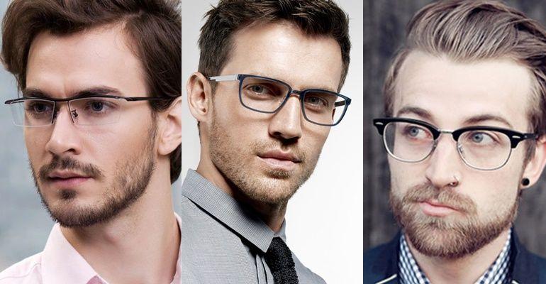 96594288c1e69 Homens de 30  Óculos para todos os gostos e rostos… Inspire-se ...