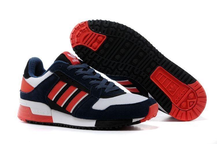 Adidas Originals ZX 630 D67741 Ink Blue/Red/Black Men Shoes {RJy3Z}