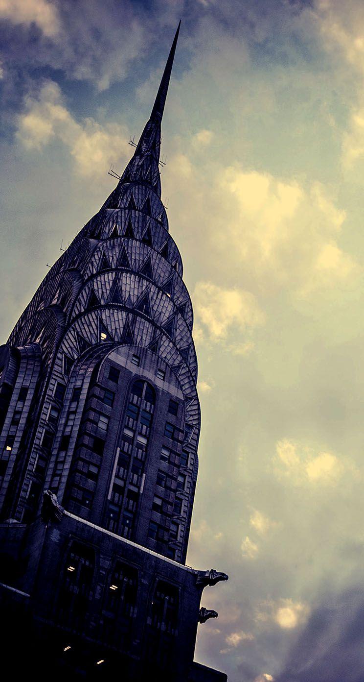 New York City Chrysler Building Wallpaper City Landscape Urban