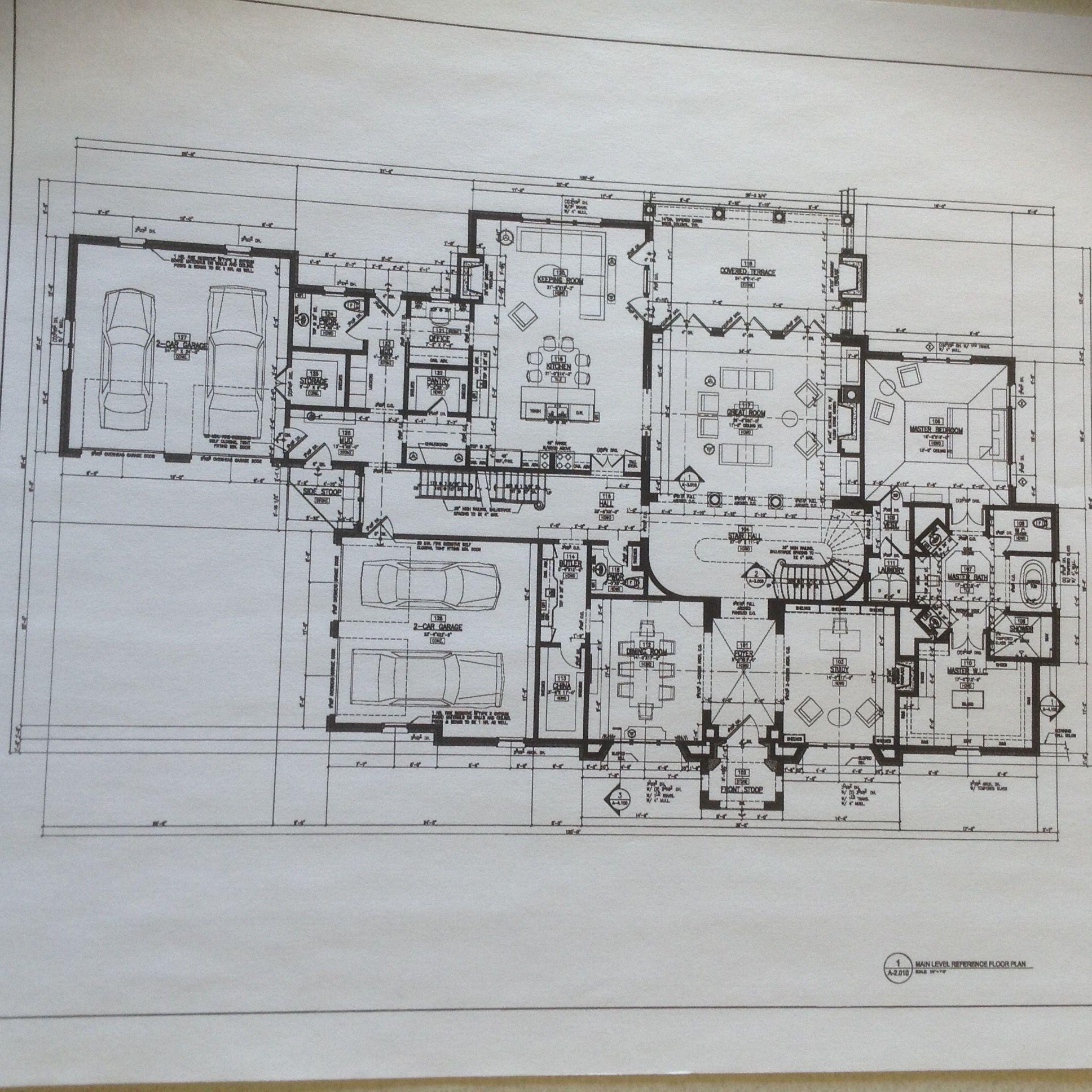 1126 East Beechwood Dr House plans all Pinterest
