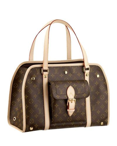 73d8e1ddc3ad Louis Vuitton Monogram Canvas Sac Baxter GM M42028