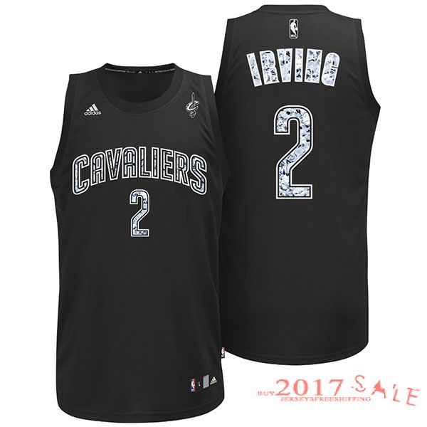 05f63514153 Cleveland Cavaliers #2 Kyrie Irving Diamonds Swingman Dark Cheap Sell New  Arrival Jersey