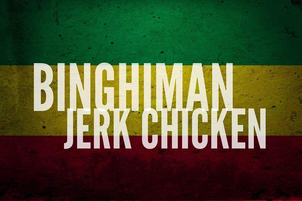 Binghi Man Jerk Chicken Food Truck In Houston Tx Follow Www