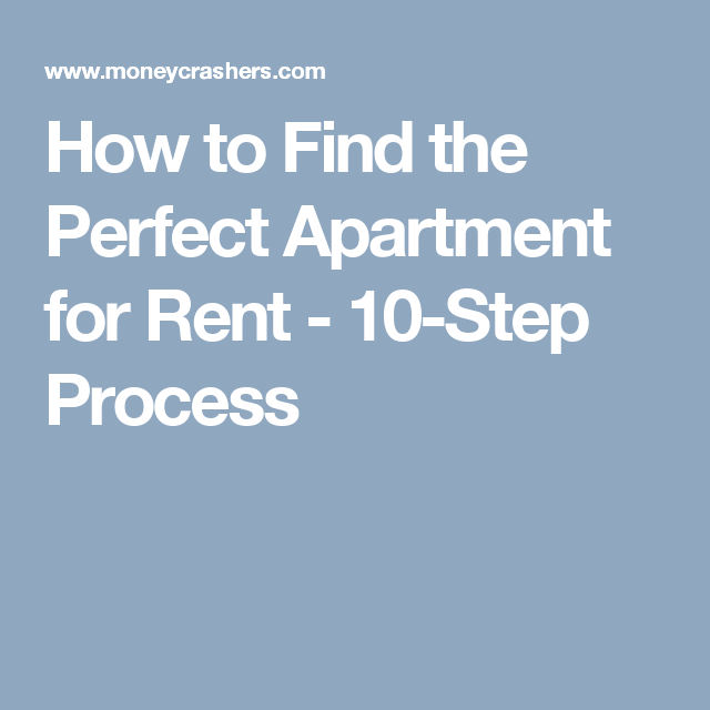 Cheap Apartment Guide: How To Find The Perfect Apartment For Rent