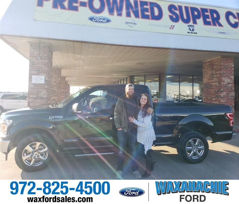 Congratulations Ryan on your from Darek Sanchez at Waxahachie Ford!