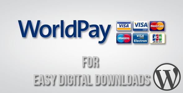worldpay gateway for easy digital downloads ecommerce. Black Bedroom Furniture Sets. Home Design Ideas