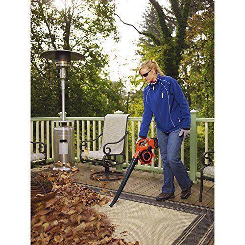 Outdoor Driveway Sidewalk Garage Deck Cordless Sweeper Vacuum Leaf Blower New Black Decker Decker Vacuums
