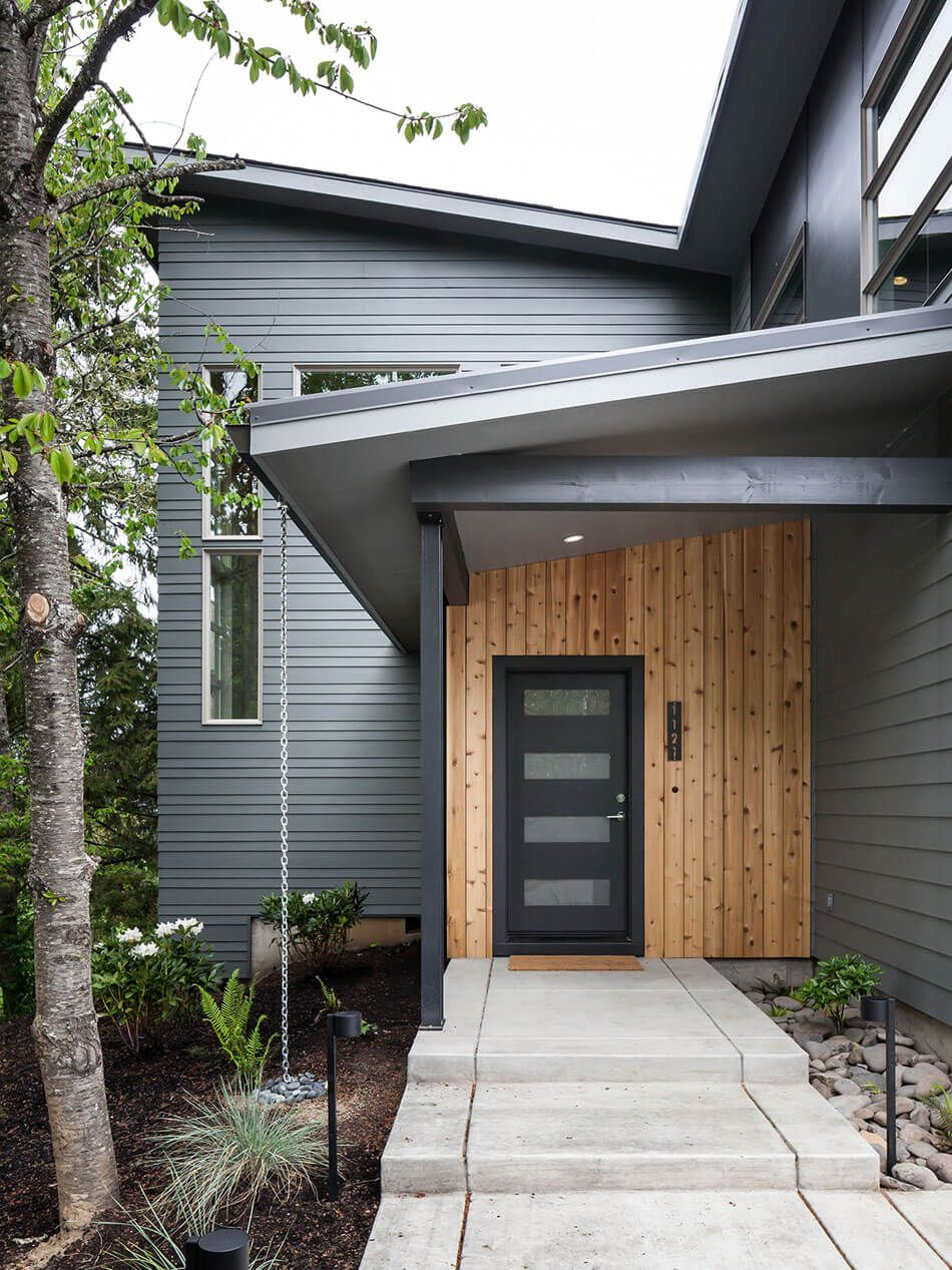 Open Spaces, Large Windows Create Serendipity in Oregon - http ...