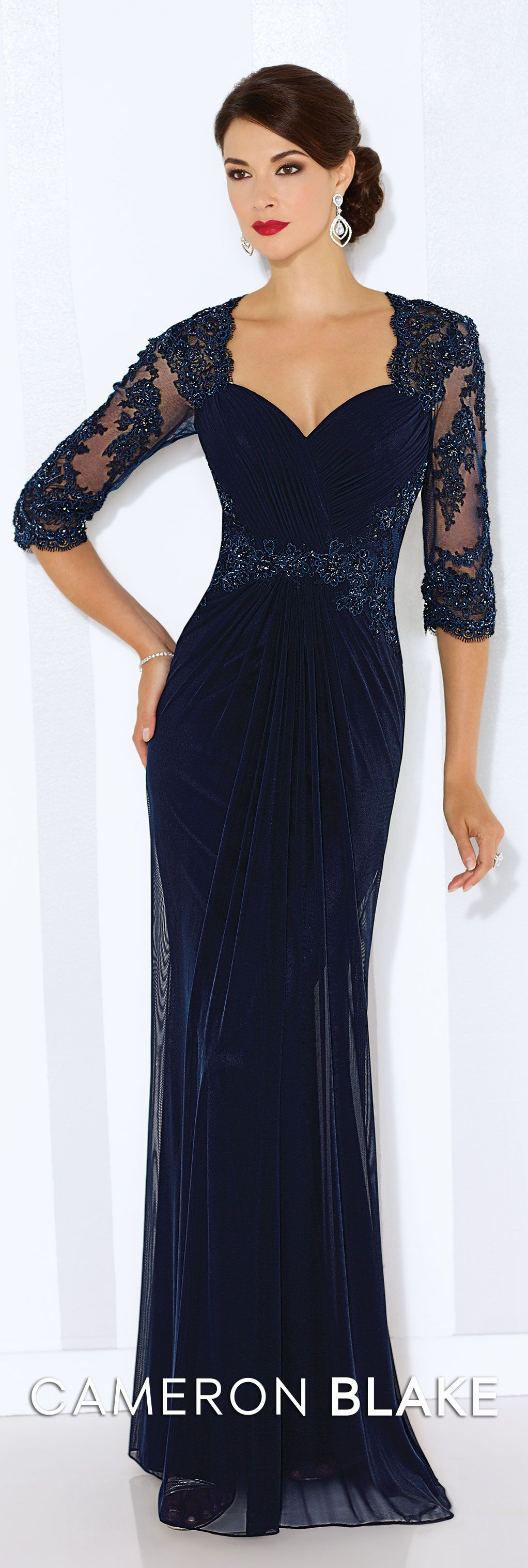 Cameron Blake Mother of the Bride Dresses & Dress Suits 2018 ...