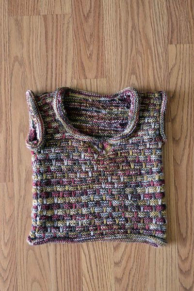 Over And Out Vest Pattern Knitting Patterns Vest Pattern And Patterns