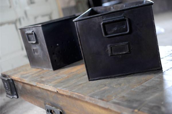 Industrielle bokser fra Möell & Möell