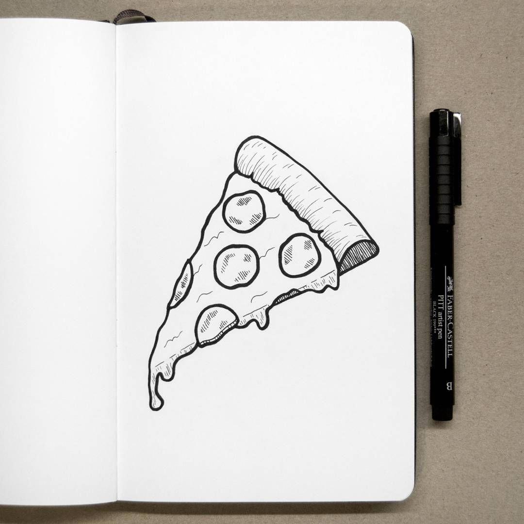 Легкие но красивые картинки для срисовки в скетчбук легкие