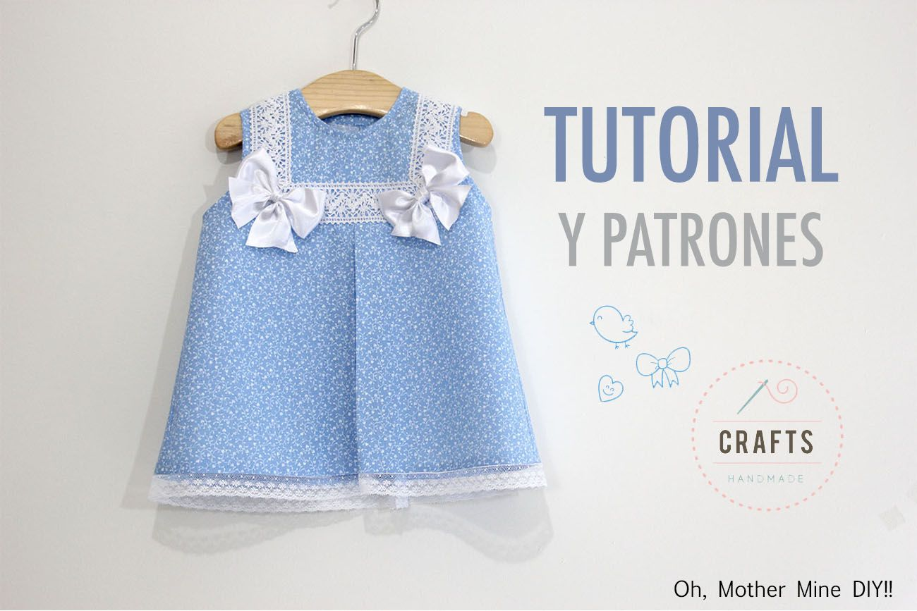Excepcional Patrones De Costura Niño Bebé Ilustración - Ideas de ...