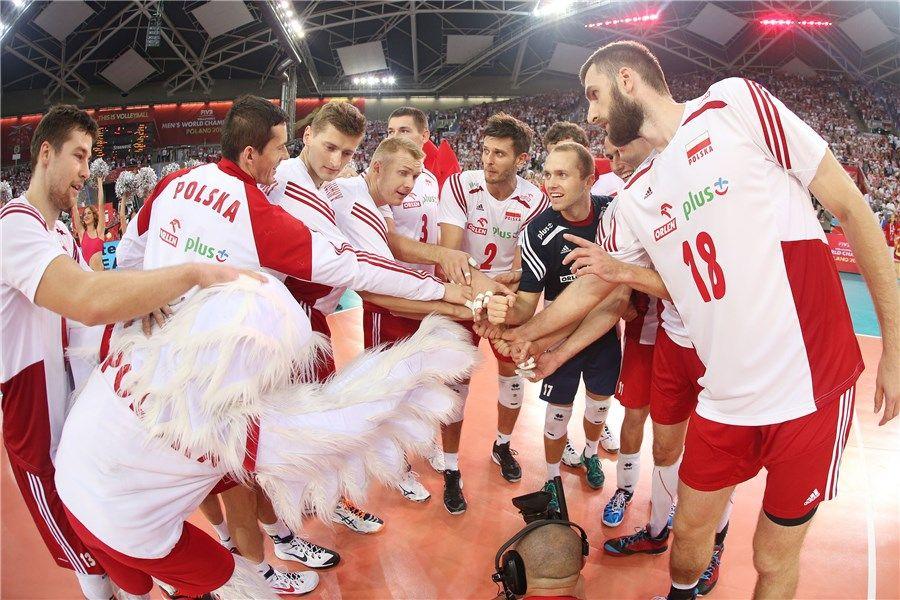 Fivb Volleyball Men S World Championship Poland 2014 Volleyball World Championship Volleyball Players