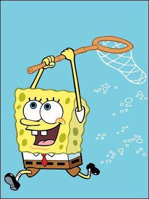 Spongebob Squarepants Hunting Jellyfish Wallpapers , here