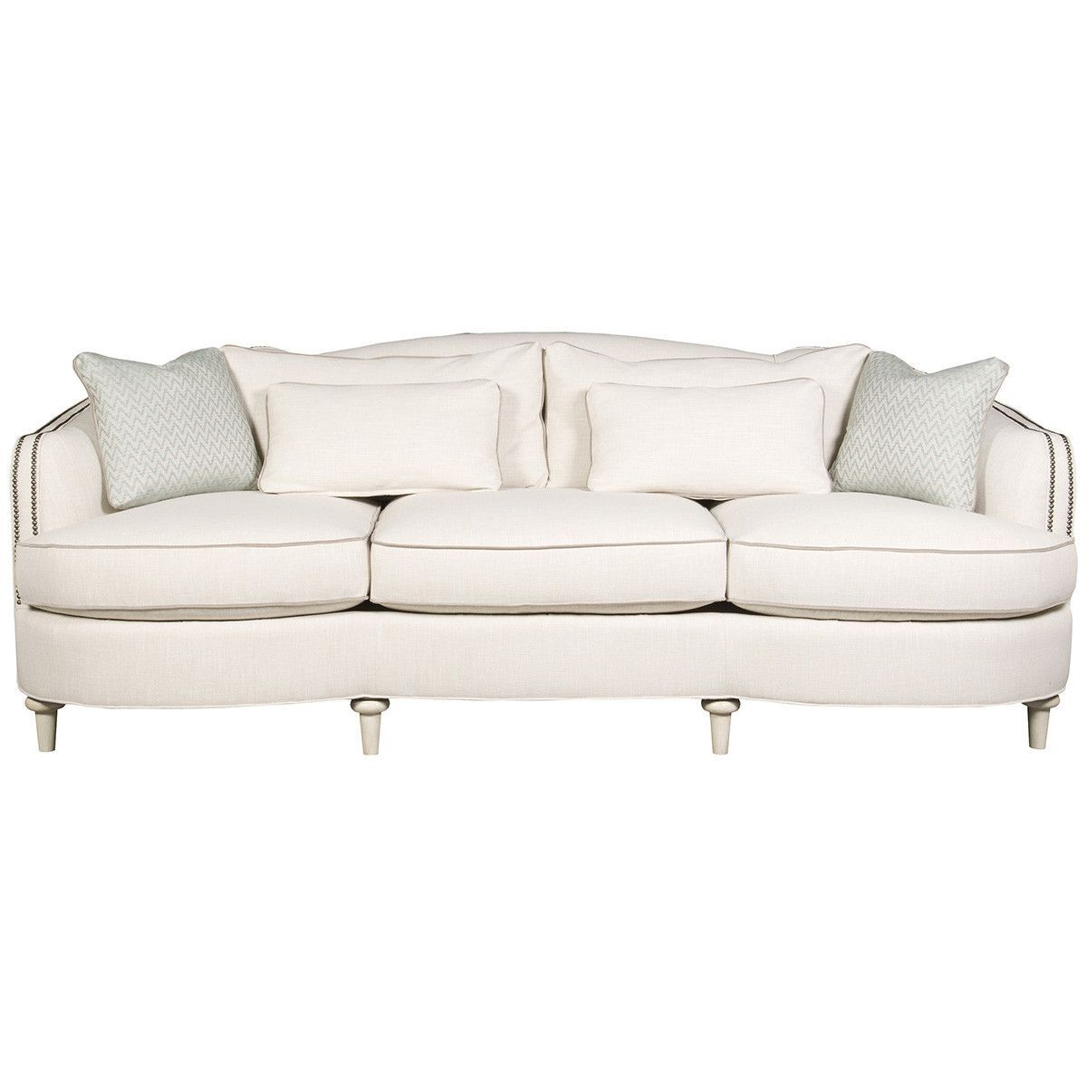 Shop For Vanguard Sofa, And Other Living Room Sofas At Vanguard Furniture  In Conover, NC. Fabric Only.