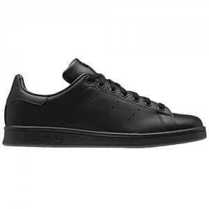 Obtenir Baskets Adidas Originals Stan Smith Homme Noir Pas Cher France