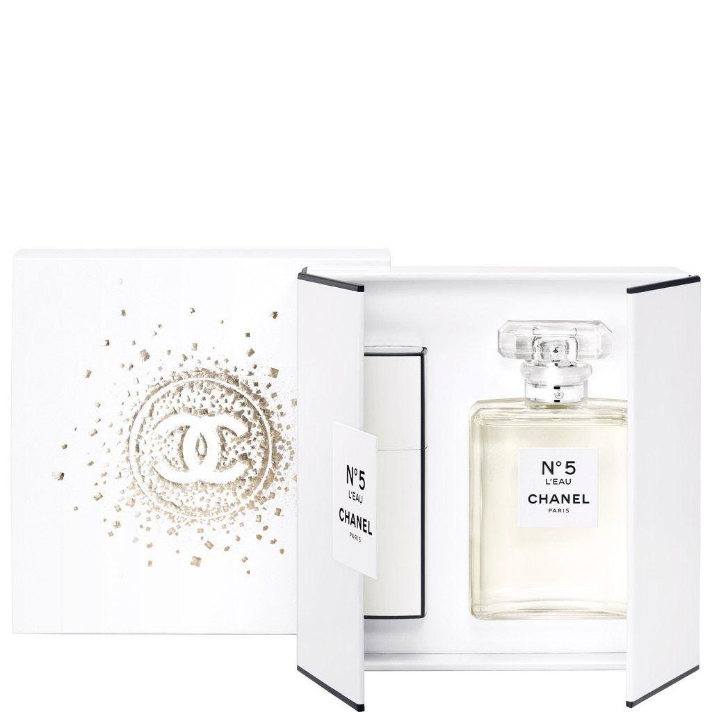 6c7138f038 N°5 N°5 L'EAU GIFT BOX 1PCE | Chanel Beauty | Chanel beauty, Chanel ...