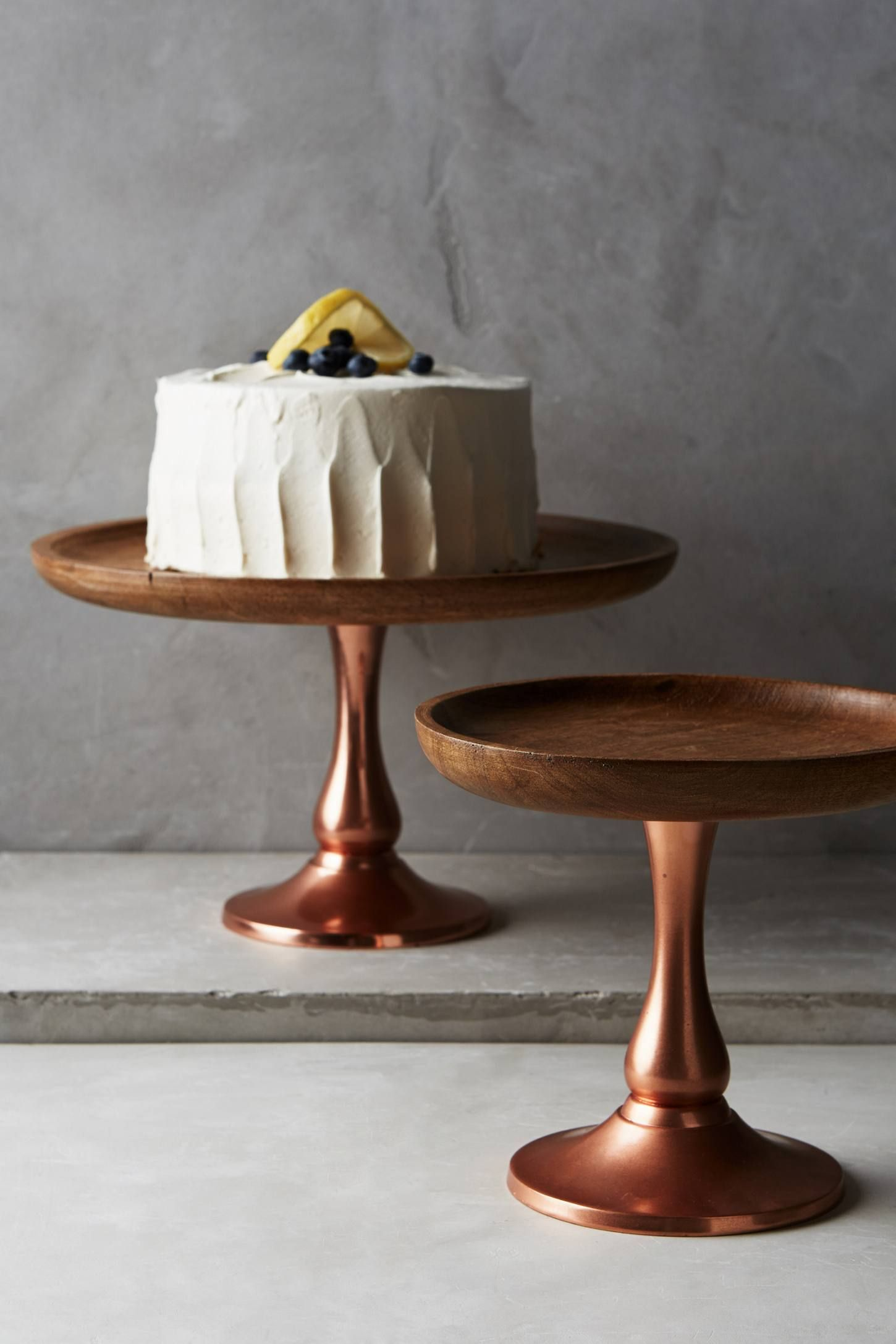 Timber Ore Cake Stand Anthropologie