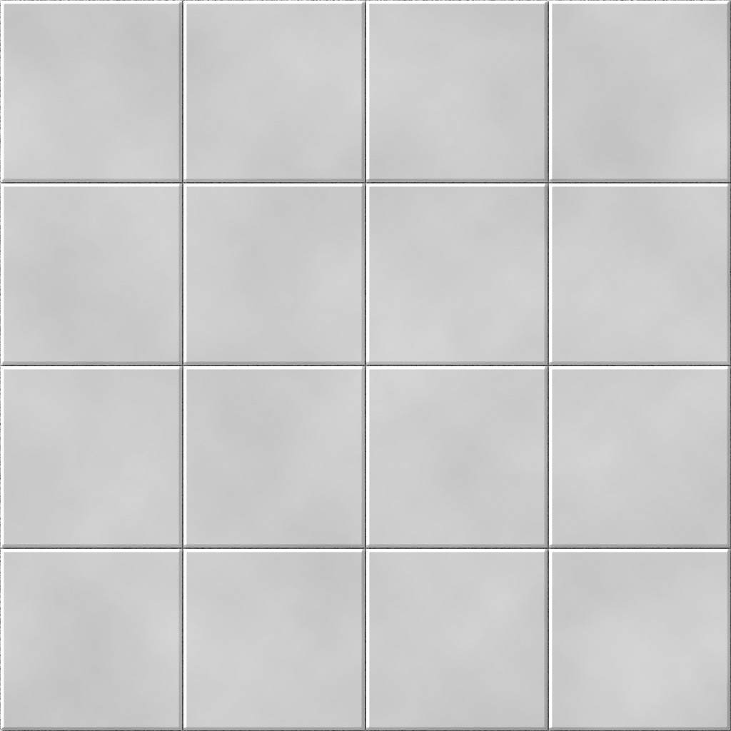 White Floor Tile Texture