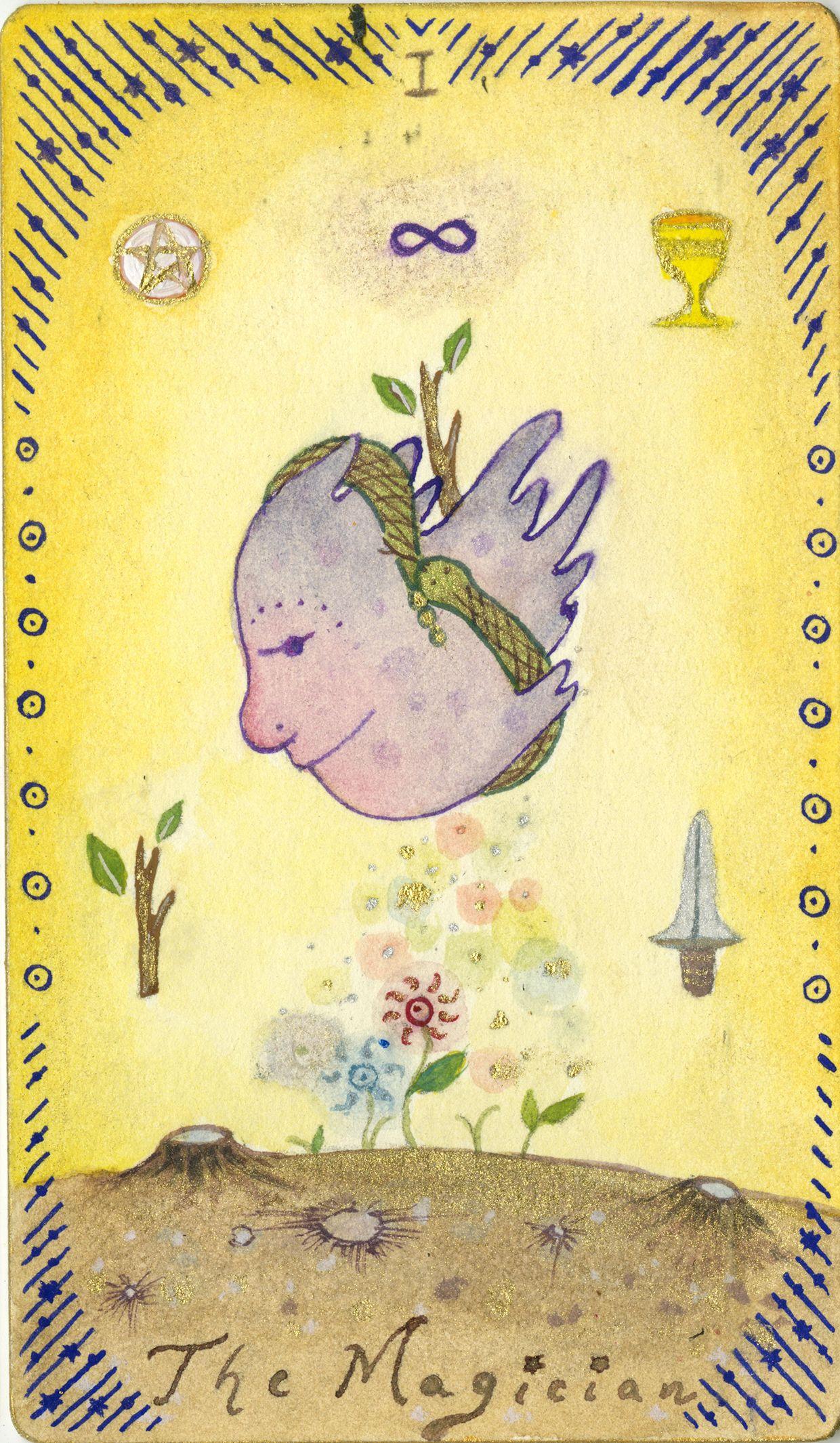 the magician tarot card zodiac sign