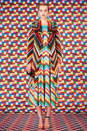 Overlaid colour: emerging materials trend