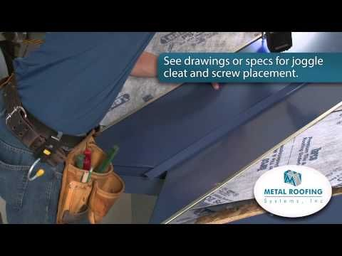 How To Flash Metal Roofing Systems Valley Installation Metal Roofing Systems Metal Roof Roofing Systems