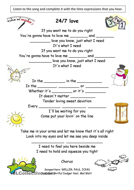 Workbooks Listening Worksheets For Kindergarten Free Printable