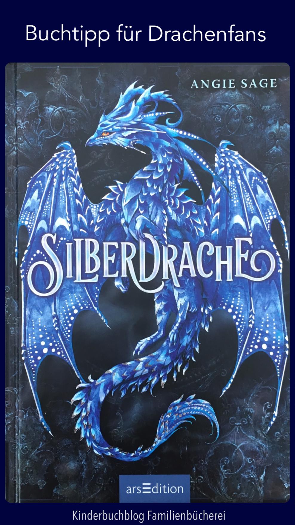 Silberdrache Die Neue Jugendbuchreihe Von Angie Sage Mit Verlosung Buch Tipps Bucher Bucher Fur Jugendliche