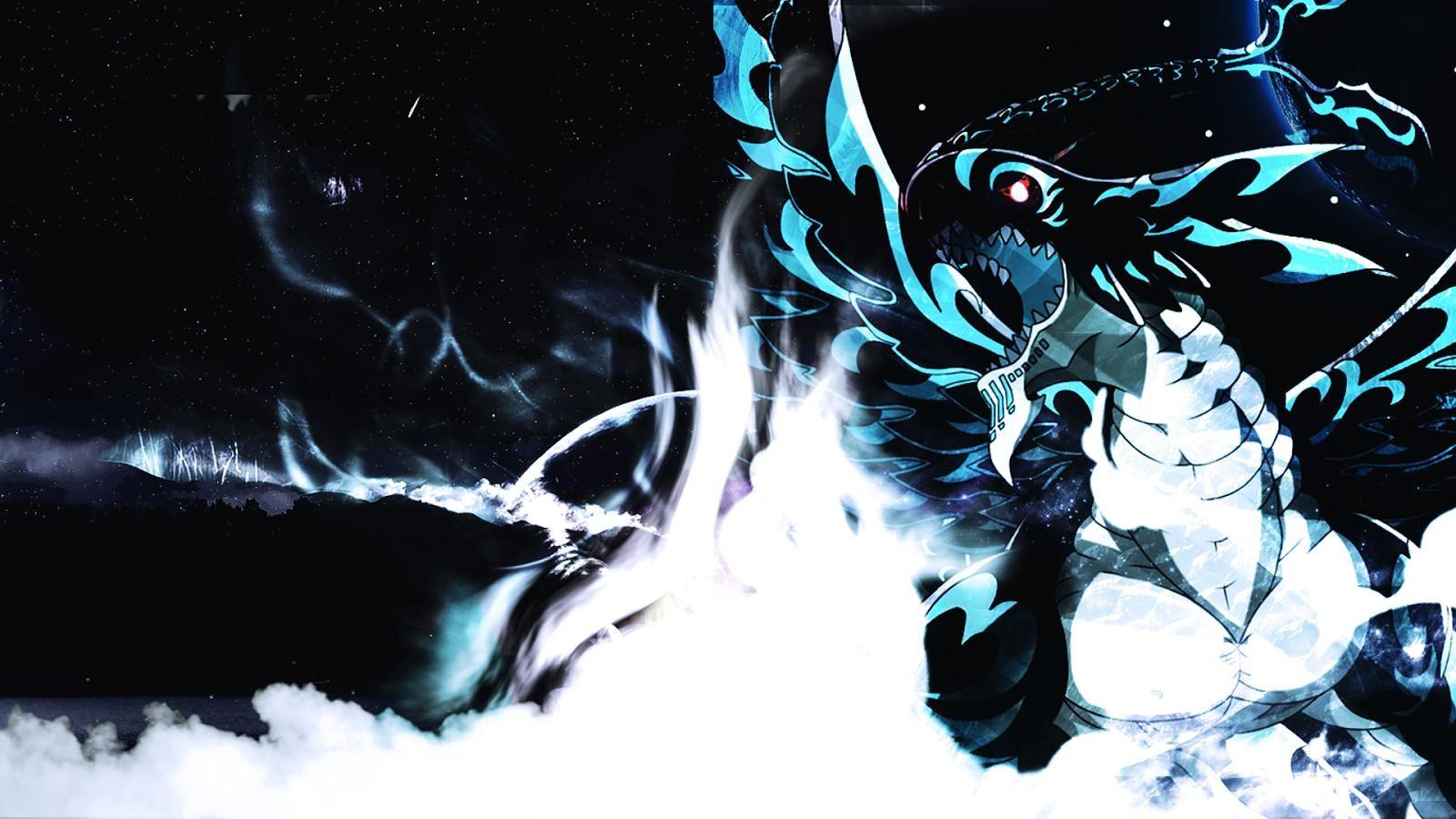 Acnologia Dragon 1244 Hd Wallpaper Anime Dragoes