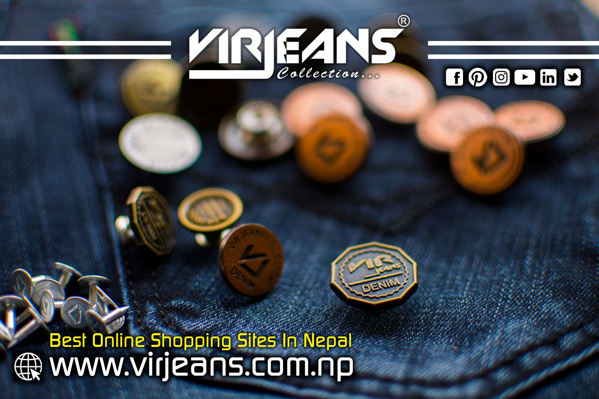 Virjeans Clothing Brand Of Nepal Virjeans Magazine Denim In Nepal Top Designer Jeans Brands L Popular Clothing Brands Nepal Clothing Top Clothing Brands