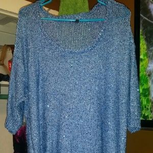 I just discovered this while shopping on Poshmark: Torrid 3x Knitted Sweater. Check it out!  Size: 3X