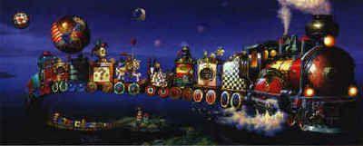 23+ Goodnight train information
