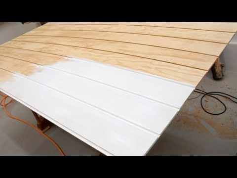 356 How To Make Shiplap Wall Panels Youtube In 2020 Ship Lap Walls Shiplap Wall Diy Wood Wall Design
