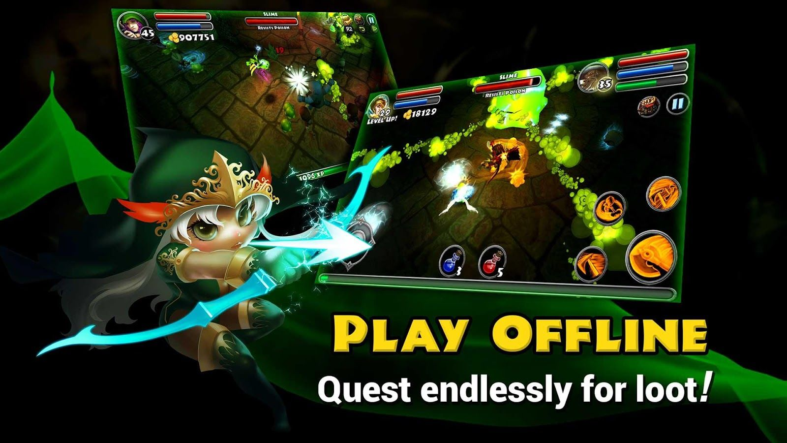 Dungeon Quest Android Apps On Google Play Android Game