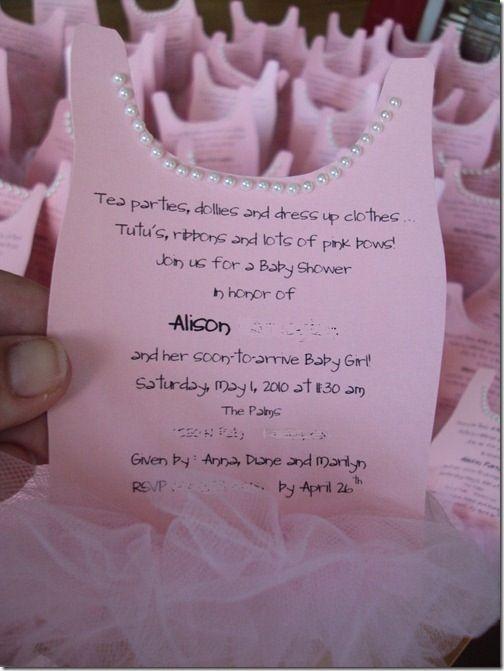 Ideas For Baby Shower Invitations Nickhaskins Com