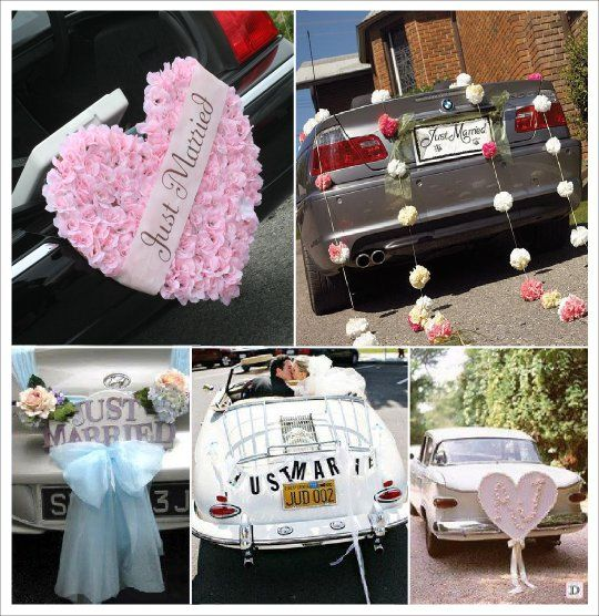 idee decoration voiture mariage d couvrir d coration de voiture des mari s pinterest. Black Bedroom Furniture Sets. Home Design Ideas