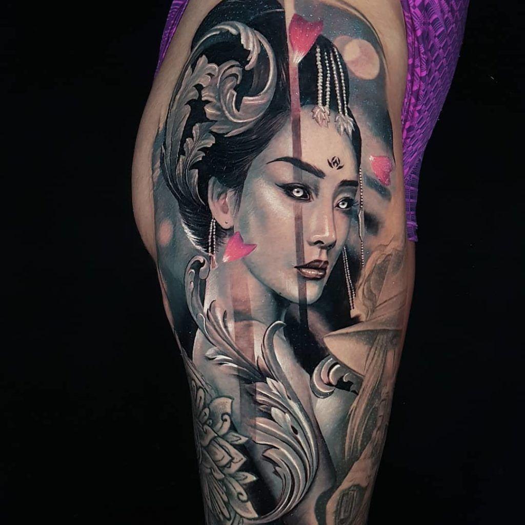 Ata Ink Ink instagram, Tattoos, Ink