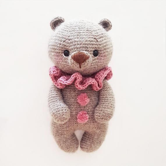 Amigurumi Bebek Elbise Yapımı, Amigurumi örgü bebek | 570x570