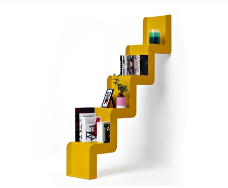 Juliette Wall Shelf By Jean Marc Gady