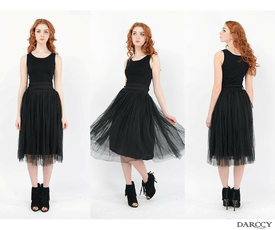 Darccy Formal Tutu Skirt Hip Hipyourstyle Tshirts Woman