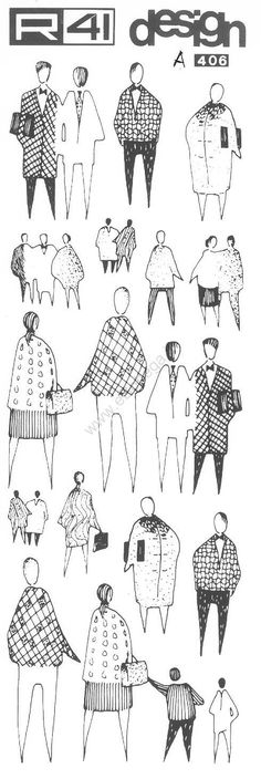 Escalas humanas come disegnare le persone schizzi d for Disegnare progetti